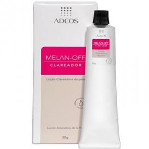 Cuide da sua pele com Melan-off Clareador ADCOS