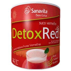 Suco Detox Sanavita