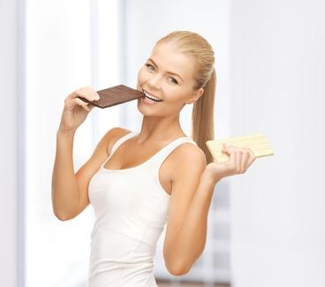Emagreça Comendo Chocolate
