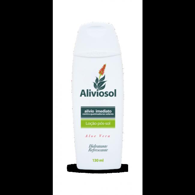 Anasol Aliviosol Loção pós-sol para proteger a pele