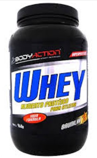 Whey Protein - Body Action