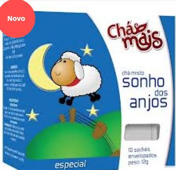 Chá Sonho dos Anjos - 10 sachês