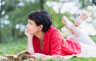 Esqueça os sintomas da menopausa