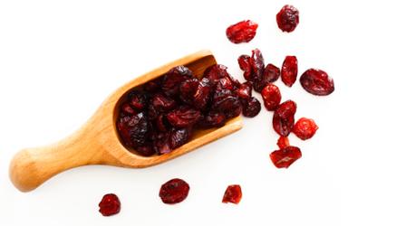 A poderosa fruta vermelha