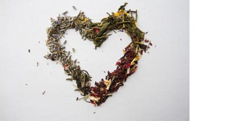 Hibiscus com Chá Branco, uma potente combinação.