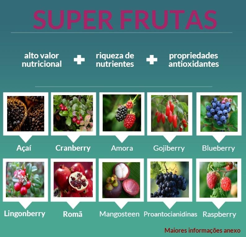 super frutas