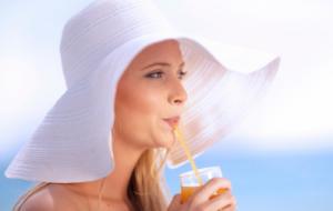 Queimadura De Sol No Rosto Como Tratar Emagrecendo Com Saude