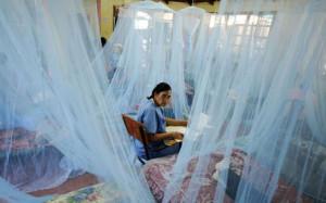 Pacientes no tratamento contra a dengue