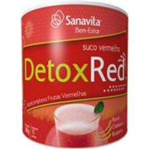 O DetoxRed da Sanavita tem poder detoxitificante