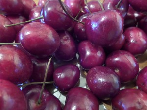A cereja é fonte de vários benefícios para a saúde