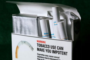 Hábitos como bebidas e cigarros podem causar ejaculação precoce e impotência