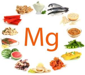 o magnésio é encontrado em diversos alimentos
