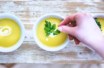 Sopa Emagrecedora para o Inverno