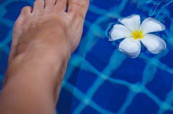 Aprenda a fazer o escalda pés