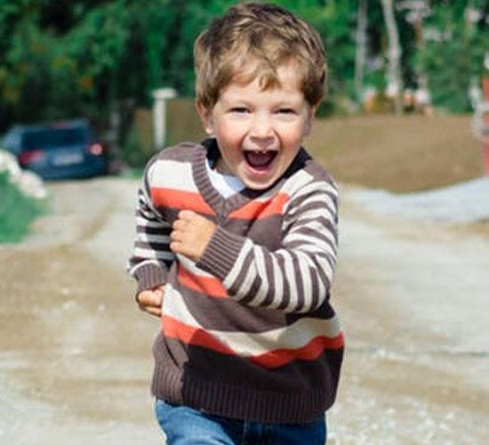 criança com hiperatividade