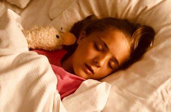 A importância do ritual noturno para as crianças