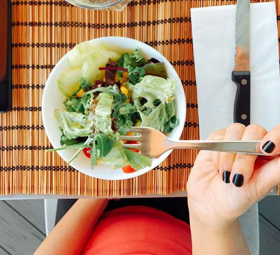 aumentar o consumo de frutas e legumes