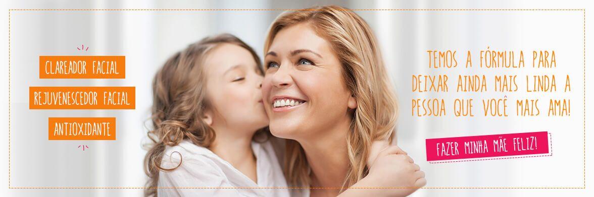 Dia das Mães - Quer fazer sua mãe feliz?