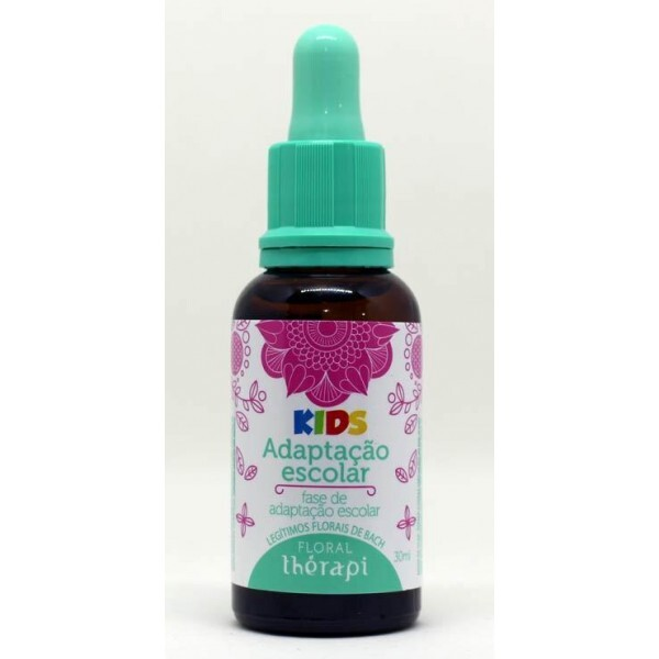Floral Kids adaptação escolar - 30 ml