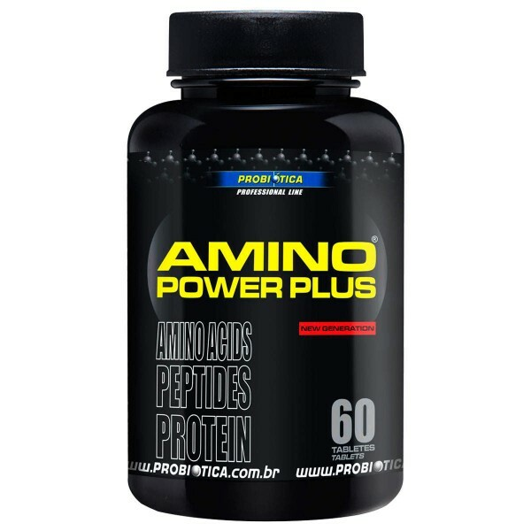 Amino Power Plus - 60 tabletes