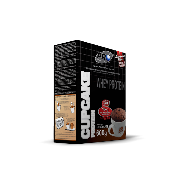 Cupcake Protein - 600 g