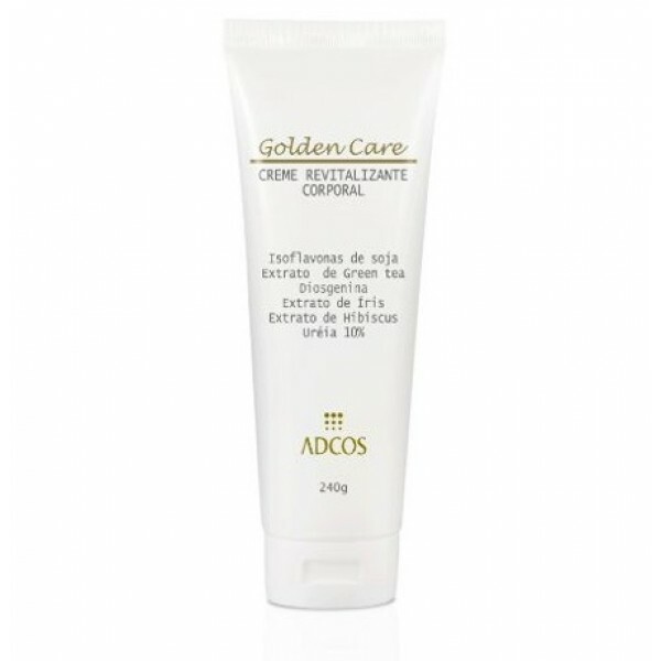Golden care creme antiaging  corporal - 240 g