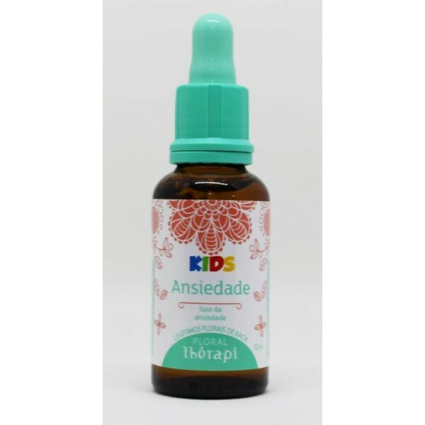 Floral Therapi Kids ansiedade - 30 ml