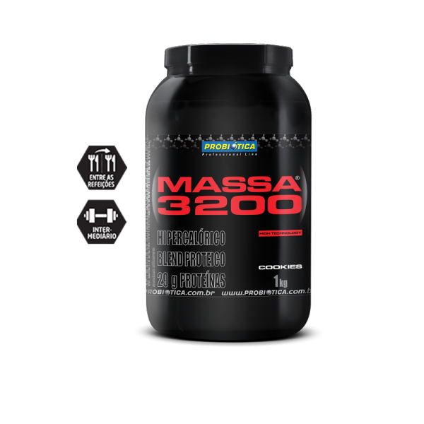 Massa 3200 Anti-Catabolic - 1 kg