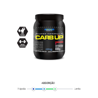 Carb - Up Super fórmula - 800 g