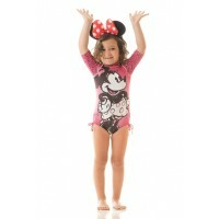 Maio Acqua Minnie - Infantil