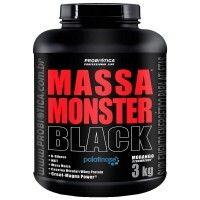 Massa Monster Black - 3 kg
