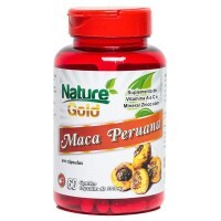 Nature gold Maca Peruana 500 mg - 60 cápsulas
