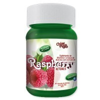 Raspberry 500mg 60 cáps - Chá Mais