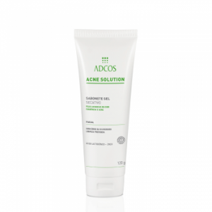 Adcos Acne Solution Sabonete Gel Secativo