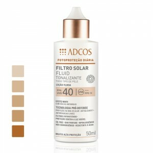 Filtro Solar Fluid FPS 40 - 50 ml