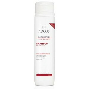 Hair Solution Shampoo Fito Ativo 300ml ADCOS