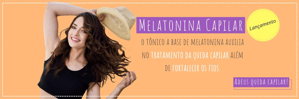 Tônico Pró Melatonina