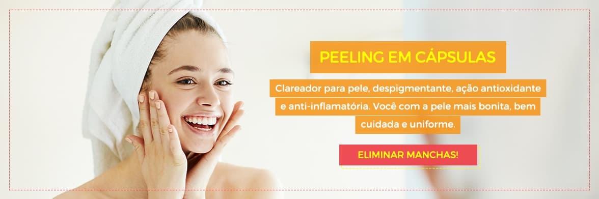 Peeling Em Cápsulas