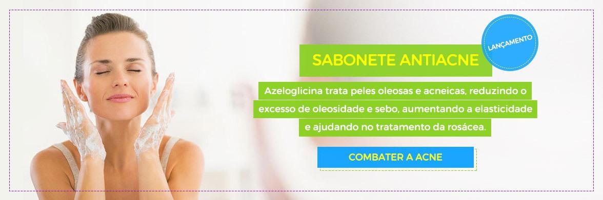 Sabonete Anti Acne